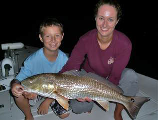 Boca Grande and Englewood night fishing charters.