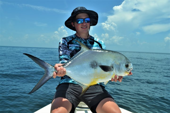 Boca Grande permit